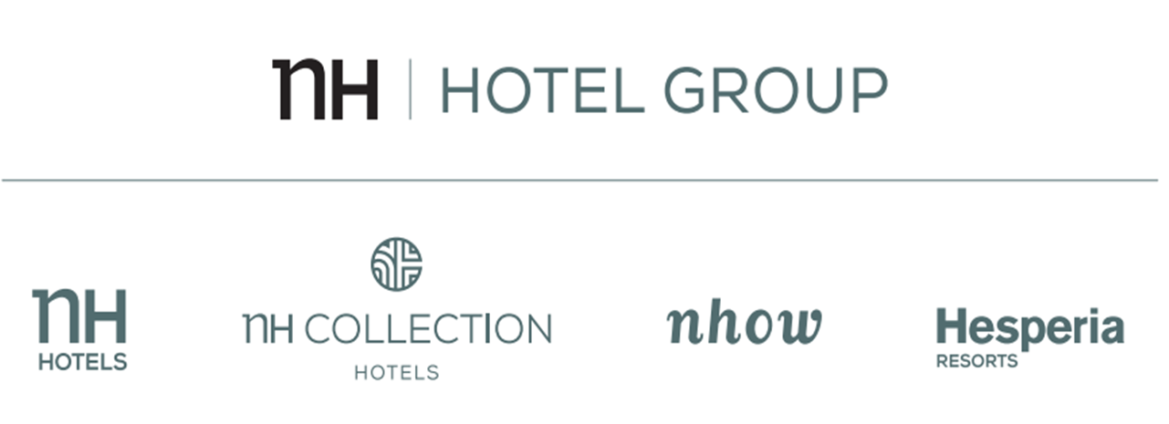 Logo: NH hotel group
