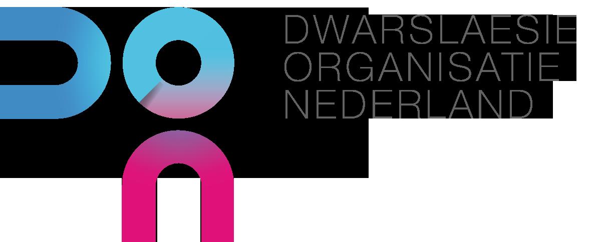 Logo: Dwarslaesie organisatie Nederland